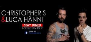 Luca Hänni mit Christopher S auf Tour und neuem Album