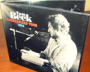 [Rezension] {♫♫} Americanized Tour 2013 (Tom Beck)