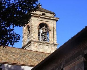Klosteranlage Piona am Comer See