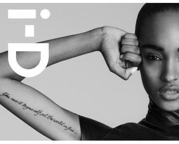 Das i-D Magazine gehört jetzt zur VICE und trumpft mit einer neuen Website auf!
