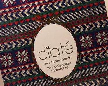 Ciaté Adventskalender 2013