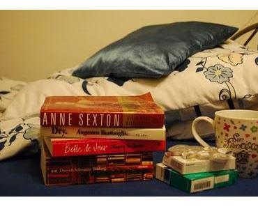BLA: Krank im Bett...