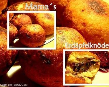 Kulinarisches Heimweh stillen mit Mama's Erdäpfelknödel