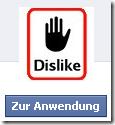 Fake Anwendungen auf Facebook