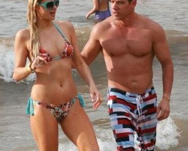 Paris Hilton: Entspannt vor Weihnachten auf Maui