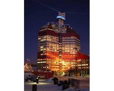 Die Lichterstrecke in Göteborg