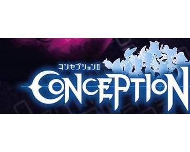 Conception II: Children Of The Seven Stars für PS Vita angekündigt