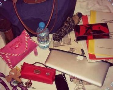 5 Tage - 5 Taschen: Tag 3 - Longchamp Le Pliage L