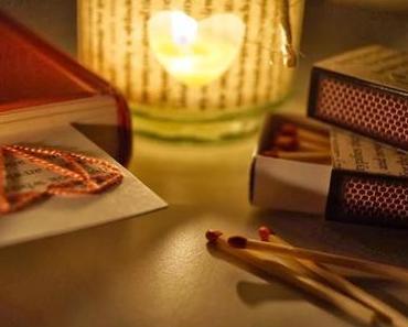 Einfaches DIY für Buch-Liebhaber