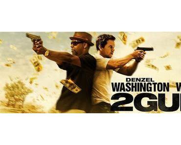 Review: 2 GUNS - Die wahre Action ist der Zynismus