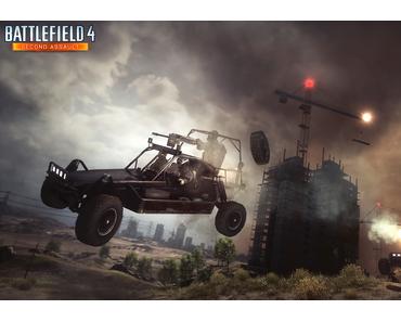 Battlefield 4: Livestream und Trailer zum Second Assault-DLC
