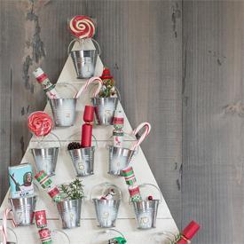 Inspirationen für glamouröse Weihnachts-Deko