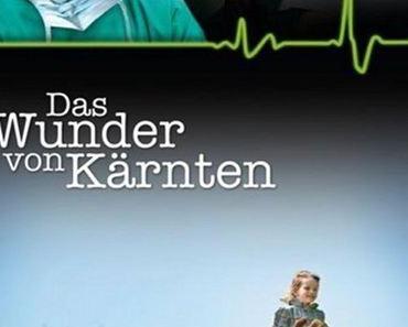 """TELEFAX von GÜNTER VERDINEMMY für """" DAS WUNDER VON KÄRNTEN"""""""