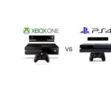 Playstation 4 vs. Xbox One – Der Preis