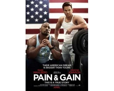 Filmkritik: Pain & Gain (US 2013)