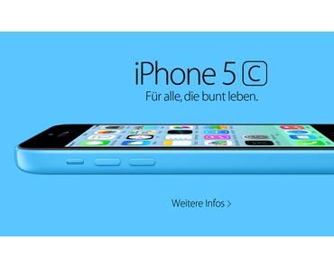 Was passiert 2014 mit dem iPhone 5C? (Umfrage)