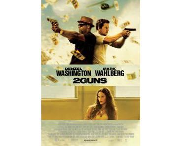 Filmkritik: 2 Guns (US 2013)