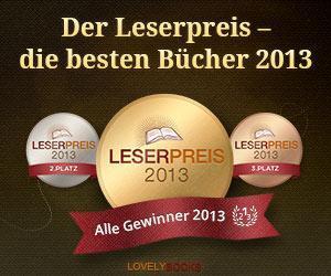 [Lovelybooks-Leserpreis 2013] Die Gewinner