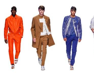 Sportsmen meet High Fashion: Salvatore Ferragamo Spring 2014