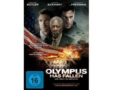 Filmkritik 'Olympus Has Fallen' (DVD)