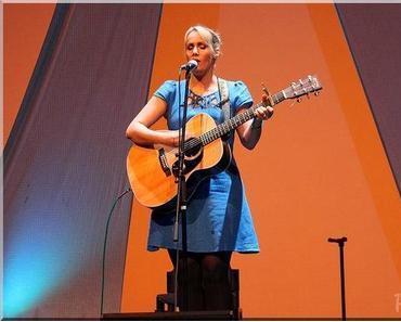 Heidi Talbot im Kulturhaus am 01.12.2013