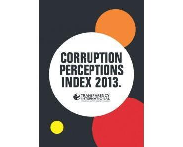 Korruptionsindex 2013 – Kambodscha weiter abgerutscht