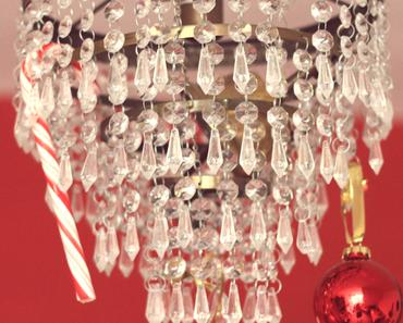 Es weihnachtet! DIY-Weihnachtskugeln & Schmuckbaum-Give-Away. Und Trauer.
