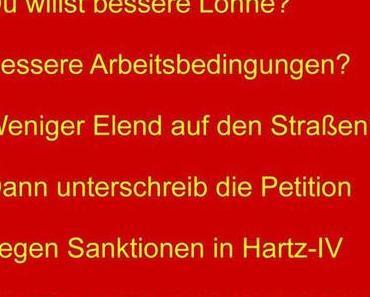 """Hartz-IV News: Update – """"Grundrechte kürzt man nicht"""" und mehr"""