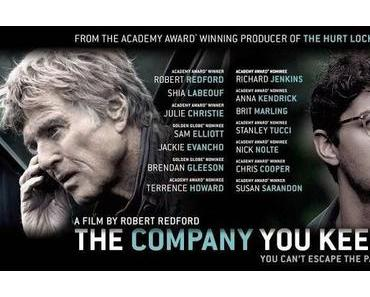 Review: THE COMPANY YOU KEEP – DIE AKTE GRANT - Ein bisschen New Hollywood Anno 2013
