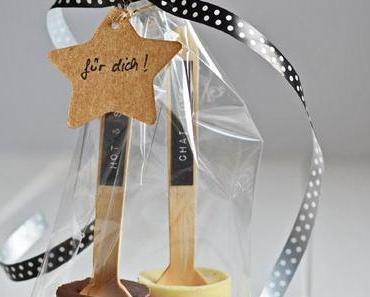 Geschenk aus der Küche: Selbstgemachte Trinkschokolade mit Gewürzen