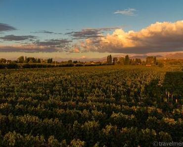"""Himmel auf Erden im """"Entre Cielos"""" in Mendoza, Argentinien"""