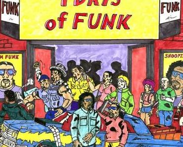 7 Days Of Funk (Dam-Funk & Snoopzilla) – Hit da Pavement