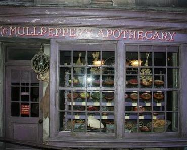 Mullpepper's Apothecary, Winkelgasse, London
