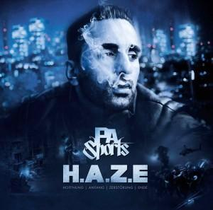 PA Sports gibt Track-List zu H.A.Z.E bekannt