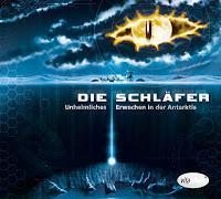 Rezension: Die Schläfer - Unheimliches Erwachen in der Antarktis (Springhorn Entertainment/Vitaphon)