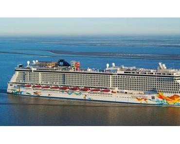 Norwegian Cruise Line: Reederei kreuzt erneut mit vier Schiffen in Europa, drei Schiffen in Alaska und bietet eine große Vielfalt weiterer spannender Routen