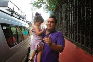 Die Sicherheit in Honduras
