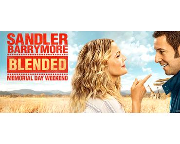Trailerpark: Sandler und Barrymore zum dritten - Erster Trailer zu BLENDED