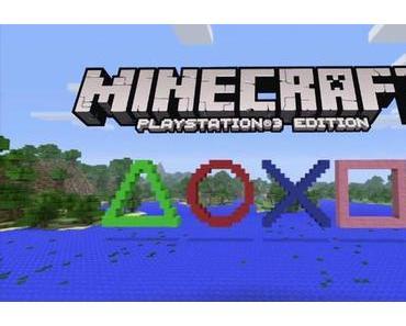 Minecraft: PS3-Fassung ab heute erhältlich!