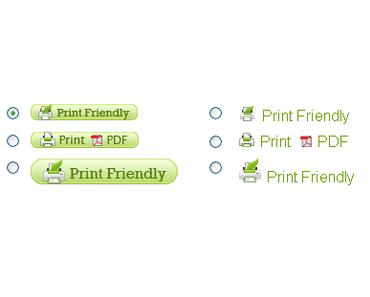WordPress Plugin Print Friendly PDF