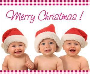 Die ersten unvergesslichen Weihnachten mit Kind Oder Alle Jahre – nie wieder?