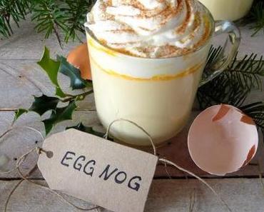 Eggnog, selbstgemachter Eierpunsch