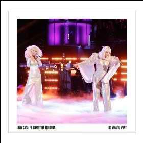 """Lady Gaga veröffentlicht mit Christina Aguilera """"Do What U Want"""""""