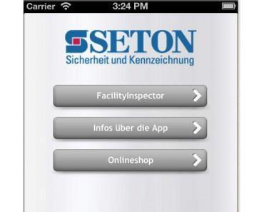 [App] SETON FacilityInspector