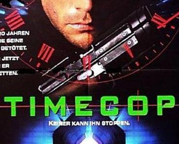 Review: TIMECOP - Mit Van Damme durch die Zeit