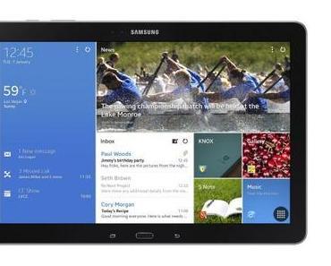 Samsung stellt neue Tablets vor: Galaxy NotePRO und TabPRO