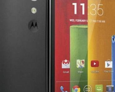 #Motorola #Moto G erhält Update auf #Android 4.4 in Deutschland