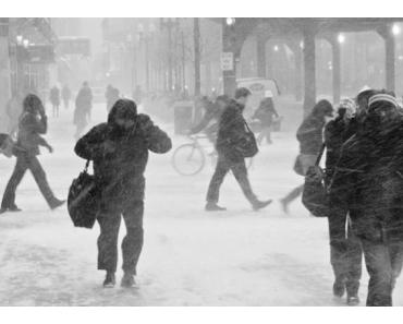 In Chicago war es diese Woche kälter als am Südpol