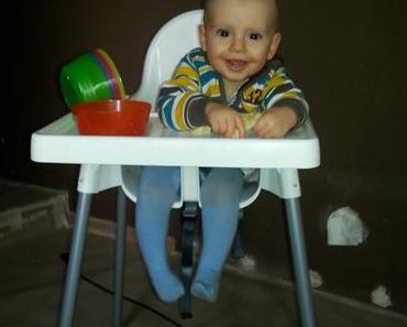 Babyhochstuhl - IKEA überzeugt auf ganzer Linie