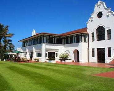 Volvo Golf Champions 2014 im Durban Country Club – Tag 1